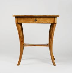 A Biedermeier Occasional Table - 1185420