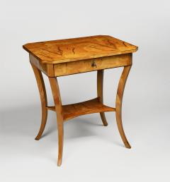 A Biedermeier Occasional Table - 1185421