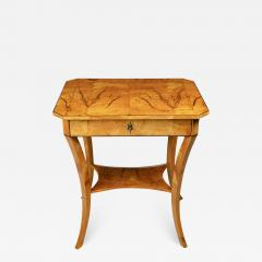 A Biedermeier Occasional Table - 1185684