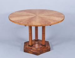 A Biedermeier Pedestal Table - 995216