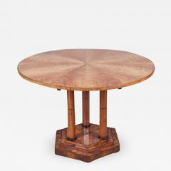 A Biedermeier Pedestal Table - 996620