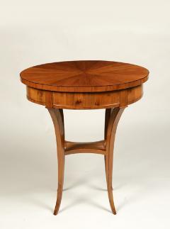 A Biedermeier Single Drawer Occasional Table - 457406