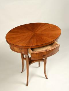 A Biedermeier Single Drawer Occasional Table - 457408