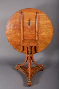 A Biedermeier Tilt Top Table Austrian ca 1820 - 44135
