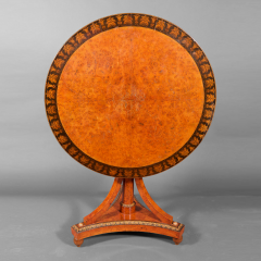 A Biedermeier Tilt Top Table Austrian ca 1820 - 48067