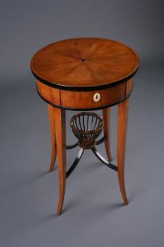 A Biedermeier Work Table South German Ca 1815   54597