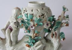 A Chantilly Pot Pourri Vase - 353859