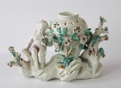 A Chantilly Pot Pourri Vase - 353864