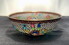 A Chinese Plique a Jour Bowl - 1041000
