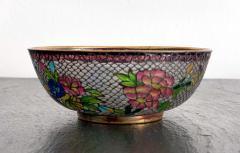 A Chinese Plique a Jour Bowl - 1041003