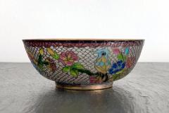 A Chinese Plique a Jour Bowl - 1041004