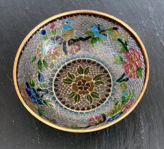 A Chinese Plique a Jour Bowl - 1041005