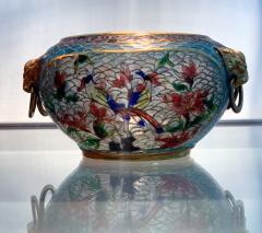 A Chinese Plique a jour Archaic style bowl - 1041019