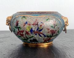 A Chinese Plique a jour Archaic style bowl - 1041023