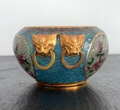 A Chinese Plique a jour Archaic style bowl - 1041024