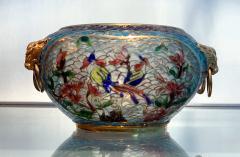 A Chinese Plique a jour Archaic style bowl - 1041025