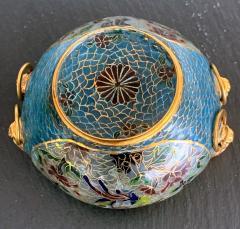 A Chinese Plique a jour Archaic style bowl - 1041026