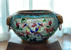 A Chinese Plique a jour Archaic style bowl - 1041027