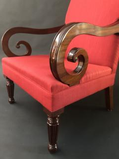 A Classical Lolling Chair - 1562331