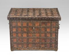 A Continental Baroque Trunk Strong Box - 1064757