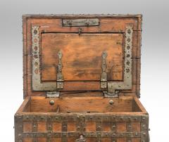 A Continental Baroque Trunk Strong Box - 1064758