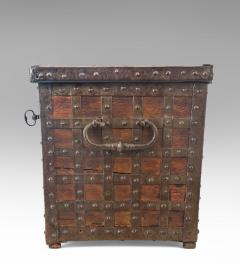 A Continental Baroque Trunk Strong Box - 1064760