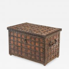 A Continental Baroque Trunk Strong Box - 1065862