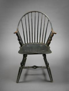 A Continuous Arm Windsor Chair - 159617
