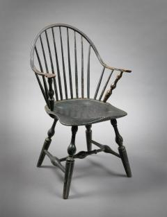 A Continuous Arm Windsor Chair - 159618