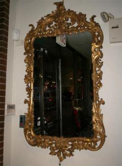 A Fine George II Carved Gilt Wood Mirror - 2118603