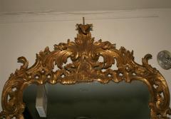 A Fine George II Carved Gilt Wood Mirror - 2118606