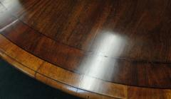A Fine George IV Rosewood Dining Table - 1073311