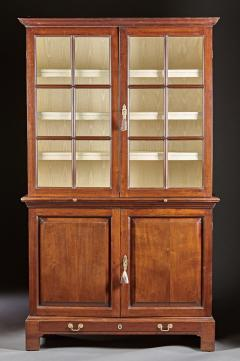 A Fine Georgian Mahogany Collectors Cabinet - 554665