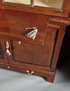 A Fine Georgian Mahogany Collectors Cabinet - 554666