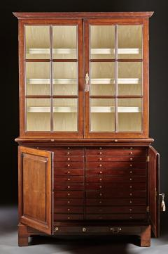 A Fine Georgian Mahogany Collectors Cabinet - 554668