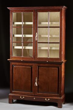 A Fine Georgian Mahogany Collectors Cabinet - 554670