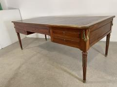 A Fine Louis XVI Mahogany and Bronze Mounted Desk France 18th Century - 2099039