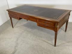 A Fine Louis XVI Mahogany and Bronze Mounted Desk France 18th Century - 2099040