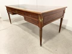 A Fine Louis XVI Mahogany and Bronze Mounted Desk France 18th Century - 2099042