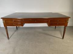 A Fine Louis XVI Mahogany and Bronze Mounted Desk France 18th Century - 2099049