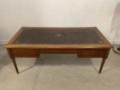 A Fine Louis XVI Mahogany and Bronze Mounted Desk France 18th Century - 2099050