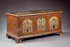 A Fine Painted Dower Chest - 134680