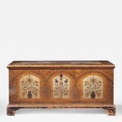 A Fine Painted Dower Chest - 135339