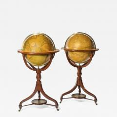 A Fine Pair of Cary s 18 Floor Standing Library Globes - 1645502