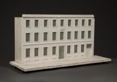 A Fine Stucco Art Deco Period Architectural Model - 1131399
