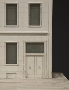 A Fine Stucco Art Deco Period Architectural Model - 1131440