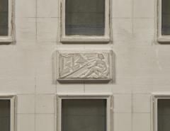 A Fine Stucco Art Deco Period Architectural Model - 1131444