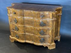 A Fine Venetian Olivewood Bronze Mounted 4 Drawer Commode Italy Mid 18th C  - 1357093