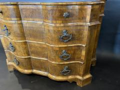 A Fine Venetian Olivewood Bronze Mounted 4 Drawer Commode Italy Mid 18th C  - 1357094