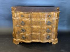 A Fine Venetian Olivewood Bronze Mounted 4 Drawer Commode Italy Mid 18th C  - 1357095